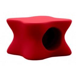 ソフト メサ サラマーゴ財団赤コーヒー テーブル
