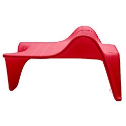 F3 Table Basse Vondom Rouge