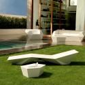 FAZ sunbathing Vondom white