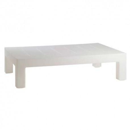 Jut Mesa 120 Table low Vondom white