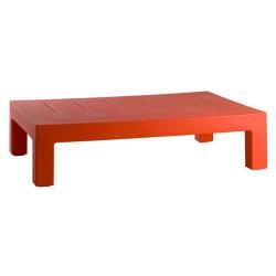 突起メサ 120 テーブル低サラマーゴ財団赤