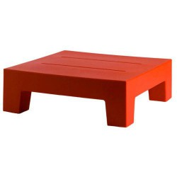 Jut Mesa 60 Table Basse Vondom Rouge