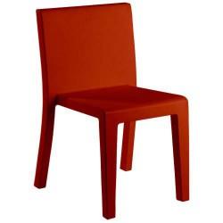 JUT Silla silla Vondom rojo