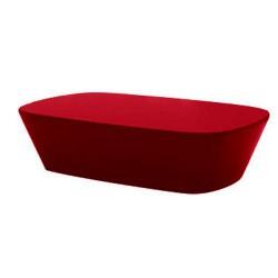 Tavolino di Sabinas Vondom rosso
