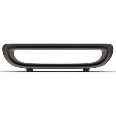 Table low Basic Bumbum Vondom black