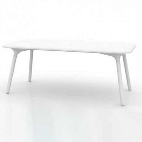 Table Sloo 180 X 90 Vondom 180 X 90 white