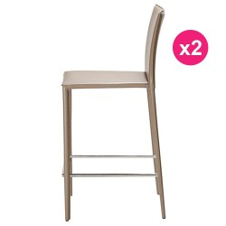 Set of 2 chairs work sand KosyForm Plan