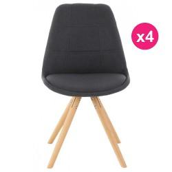 """ورأت مجموعة من الكراسي 4 """"كوسيفورم انثراسايت"""""""