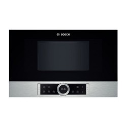 Four Micro-ondes Encastrable Bosch BFL634GS1 Inox