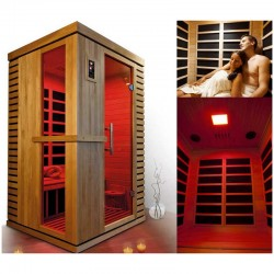 Sauna Infrarouge Megève 2 Places VerySpas