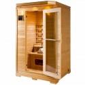 Sauna infrarrojo Granada 2 asientos VerySpas