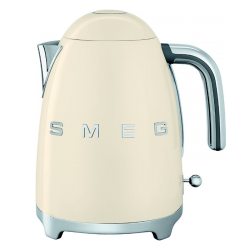 Smeg KLF03CREU cream 1.7 Litre Cordless kettle