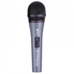 Microphone à Main Cardioïde Sennheiser pour Chant Soliste sur Scène