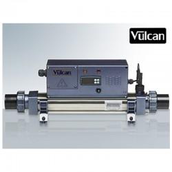Réchauffeur Electrique Piscine Vulcan Analogique 3KW Mono Titane