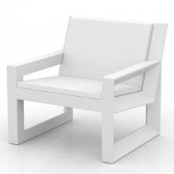 Fauteuil Frame Design Vondom Blanc