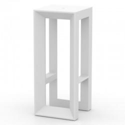 Табурет дизайн рамы Vondom белый