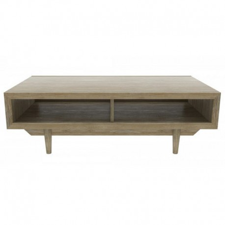 Table Basse Rectangulaire en Teck 120 Eki KosyForm