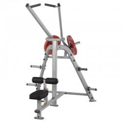 Tirage Dorsal Plate Load Machine PLLA Steelflex