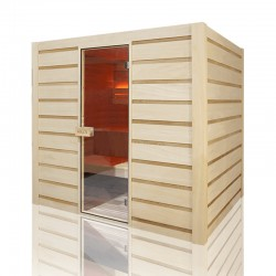 Sauna Traditionnel Eccolo Holl's
