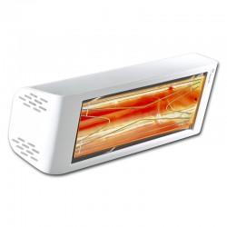 Heating infrared Heliosa Hi Design 44 white Carrara 2000W IPX5