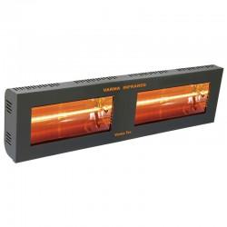 Calefacción infrarroja Varma 400-2 que IPX5 forjado hierro 4000 Watts