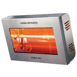 Heating infrared Varma V400-15 stainless steel 1500 Watts