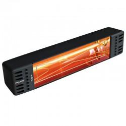 Calefator infravermelho de 1500 watts de ferro Vieira