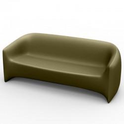 Sofa Vondom blow khaki mat