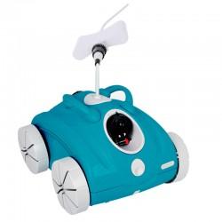 Robot de Piscine Electrique Eco-Responsable CLEAN & GO E15