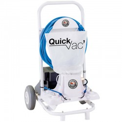 Robot aspirateur de piscine Quick Vac Pataugeoire avec batterie
