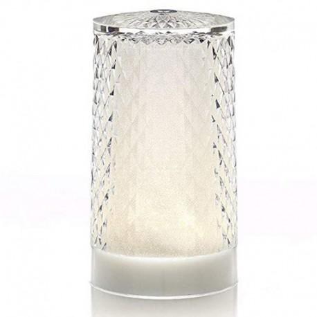 Luminaire de Table Imagilights Venetian Glitter LED Sans Fil Collection Djobie