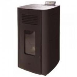 Hydro stove at Granules Interstoves 13 KW Etanche Elio Noir