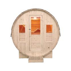 Sauna extérieur Omega 6 places Holl's