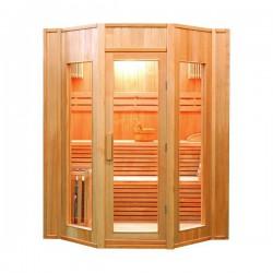 Sauna vapore Zen 4 posti a sedere - selezione VerySpas