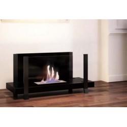 Bio ethanol sublim Bench Fire fireplace