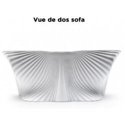 Canapé extérieur BIOPHILIA Vondom - Blanc