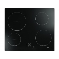 Table de cuisson Vitro 4 Foyers CANDY CH64C