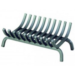 Coquille Nebulle 10 Barres Gris acier Dixneuf design