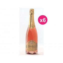 Champagne HeraLion desire Rosé Brut (box of 6)