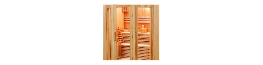 Steam saunas
