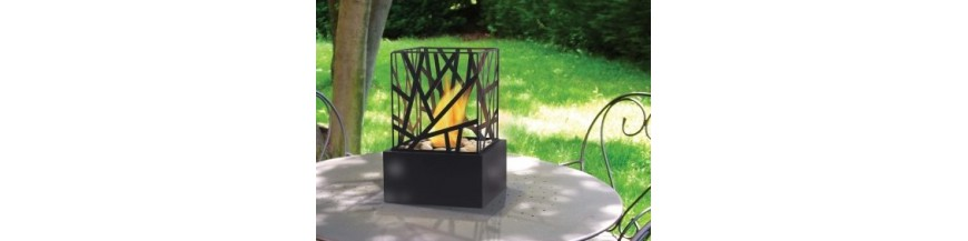 Table bio ethanol fireplaces