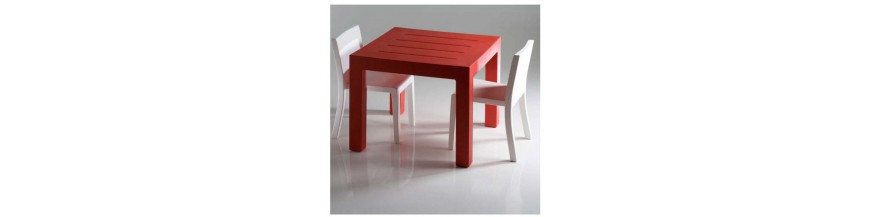 Tables and high Tables for garden