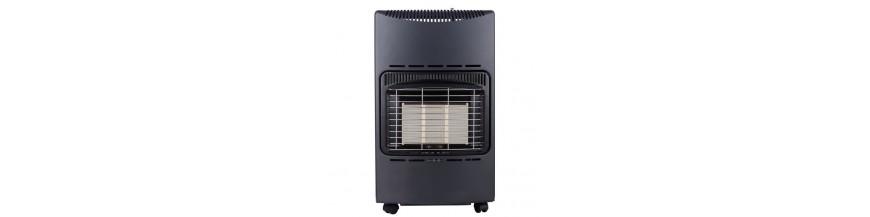 Heating gas inside